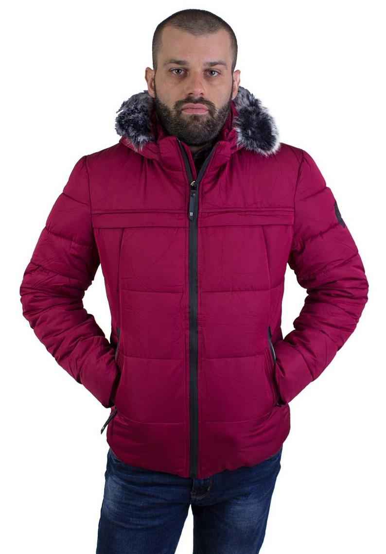 Дебело мъжко яке за студените зимни месеци без да се ограничават движенията ви