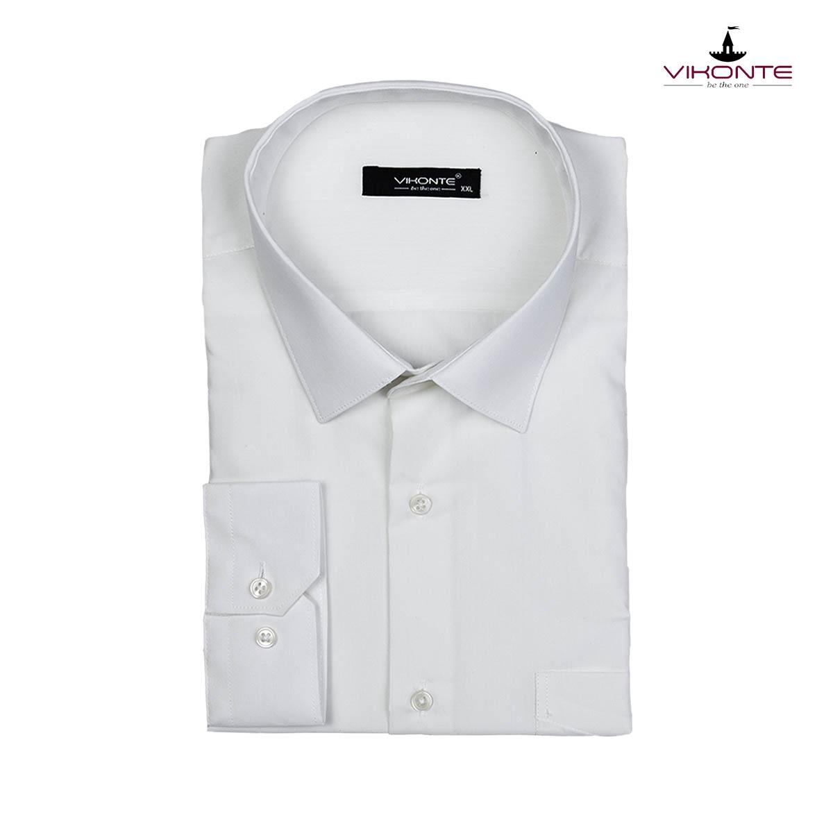 Мъжка бяла риза