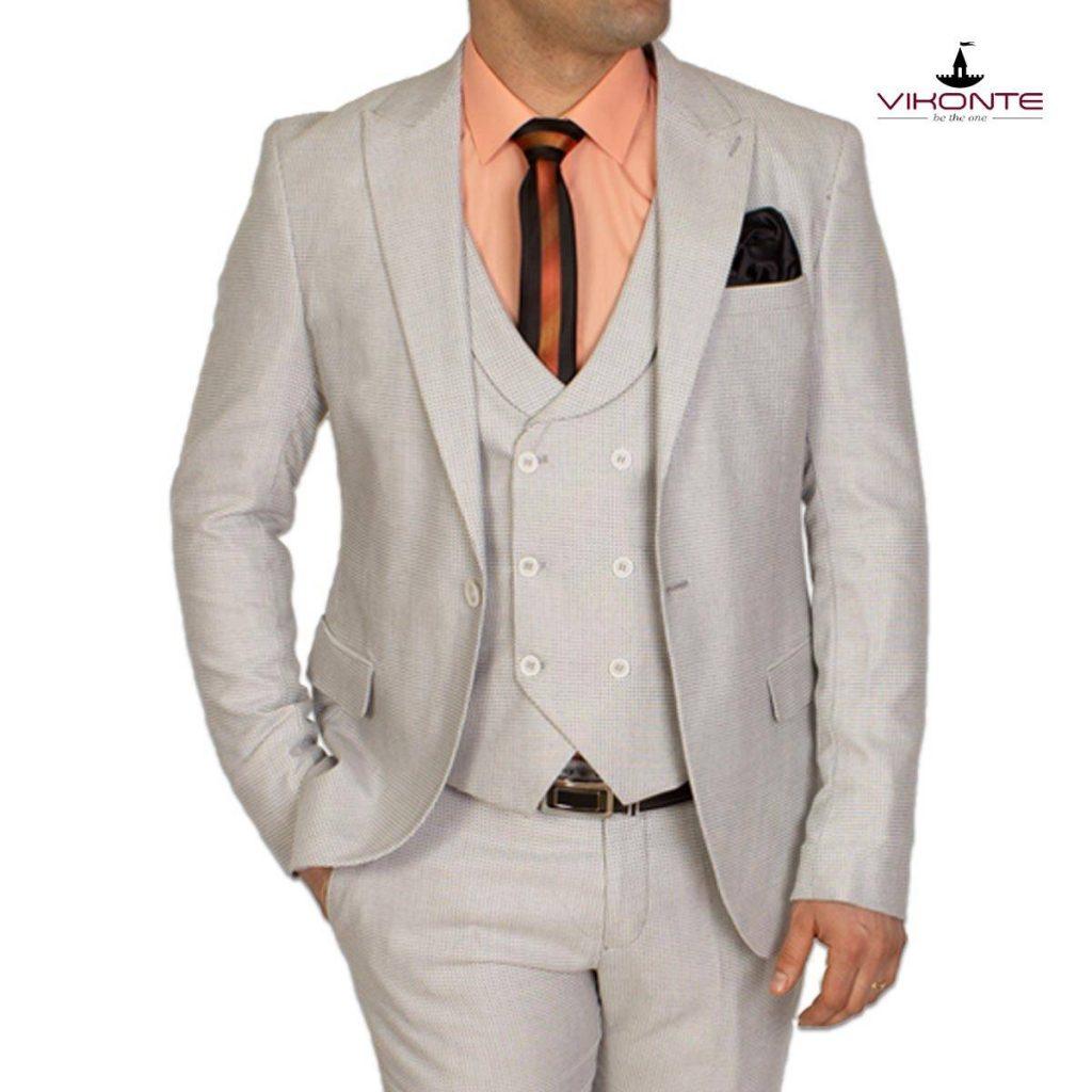 Абитуриентски облекла Виконте, представящи новите тенденции в мъжката мода